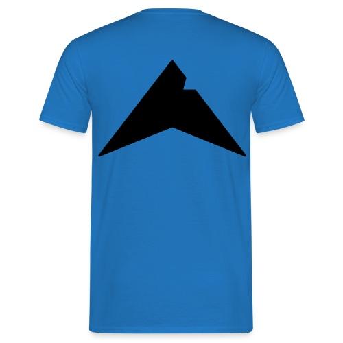 UP-CLAN Logo - Mannen T-shirt
