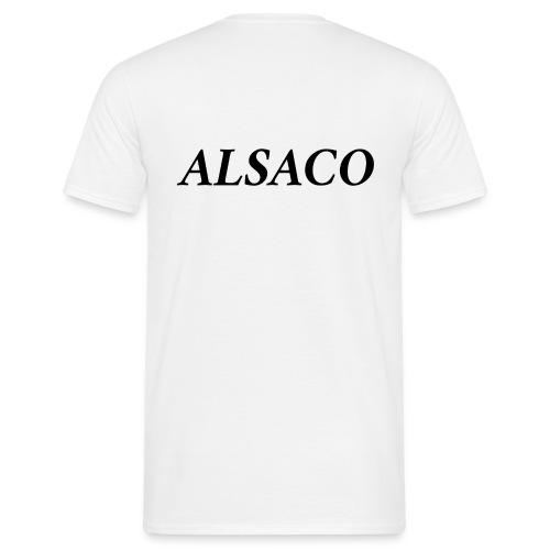 Alsaco classic - T-shirt Homme