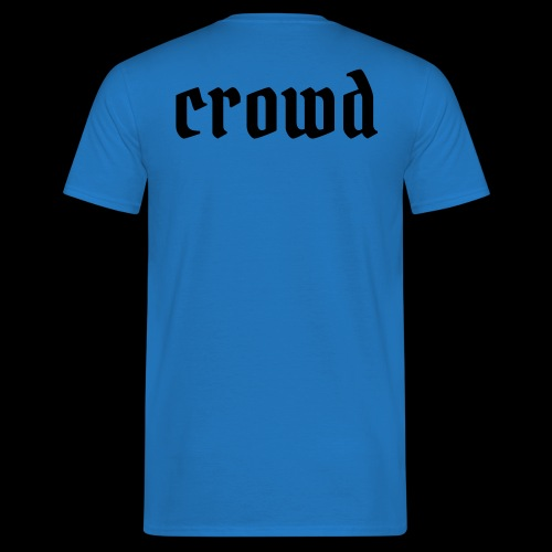 crowd - Männer T-Shirt