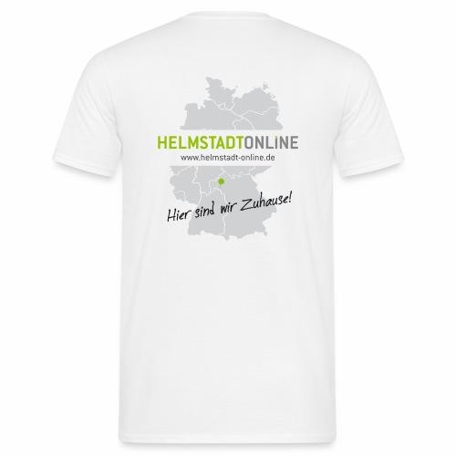 HO Landkarte - Männer T-Shirt