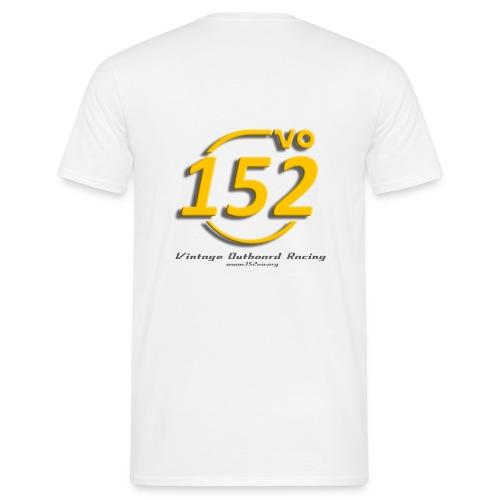 152VO Klassenzeichen sunset Text - Männer T-Shirt