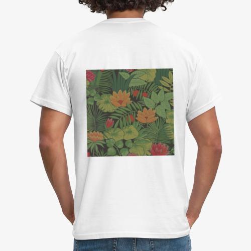 Clef Jungle - Männer T-Shirt
