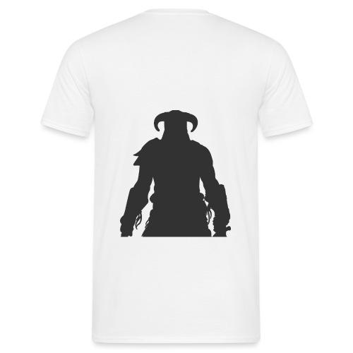 DF127 Guild Dragonborn png - Men's T-Shirt