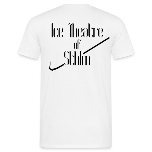 Ice Theatre Of Stockholm - T-shirt herr