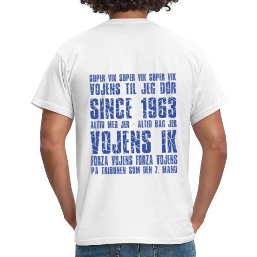 Forza Vojens - Herre-T-shirt