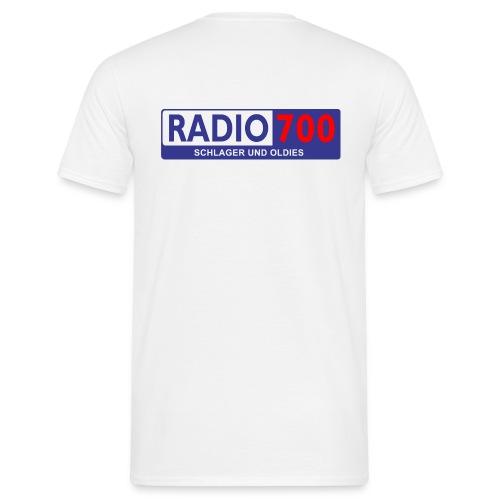 schlagerundoldies - Männer T-Shirt