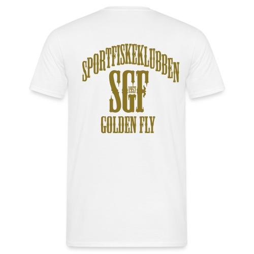 goldenfly2 - T-shirt herr