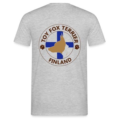 Finland TFT pää - Miesten t-paita