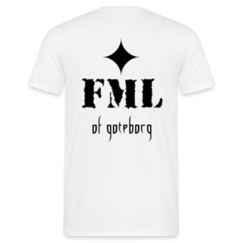 FML logga - T-shirt herr