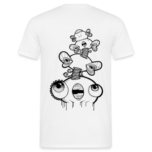 mydogjelly - Men's T-Shirt