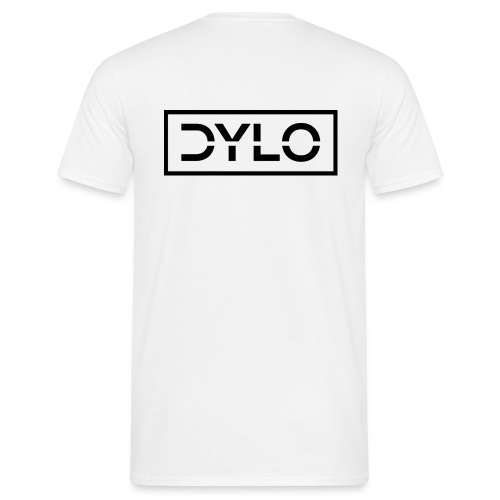 DYLO Logo - Men's T-Shirt