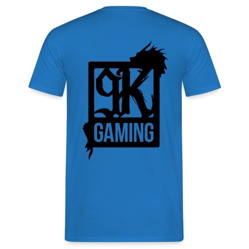 Logo-BLACK-uden-baggrund - Herre-T-shirt