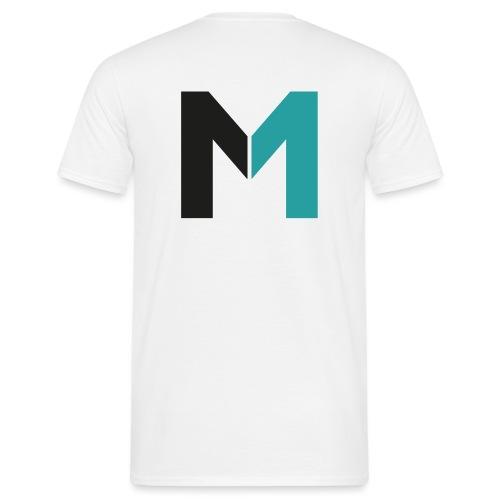 Logo M - Männer T-Shirt