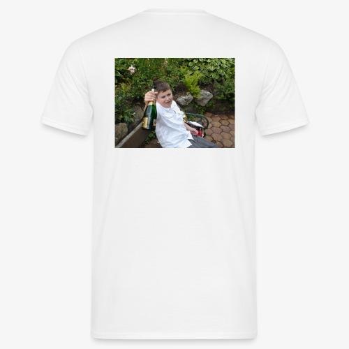 Augenkontakt - Männer T-Shirt