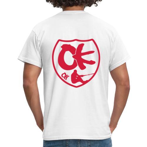 OK OH Logo - Männer T-Shirt