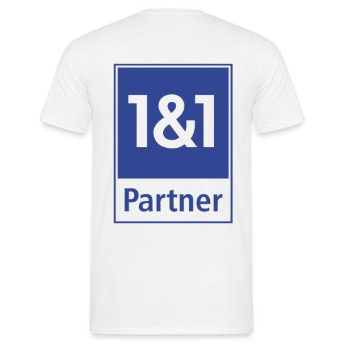 11 logo profiseller panto kopie - Männer T-Shirt