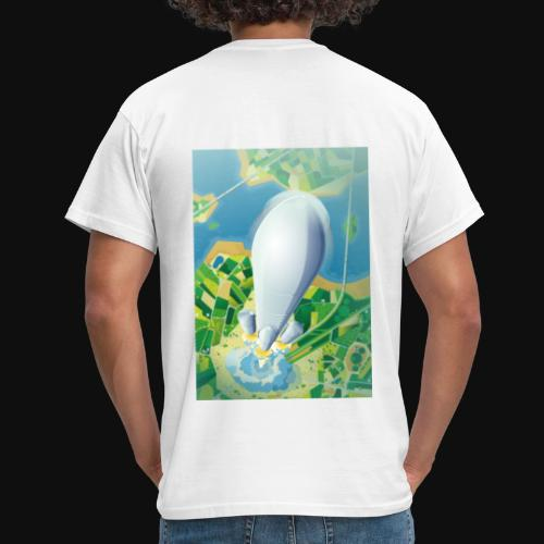 Ariane 6 - Leaving Earth - By Mr.fro_man - Men's T-Shirt