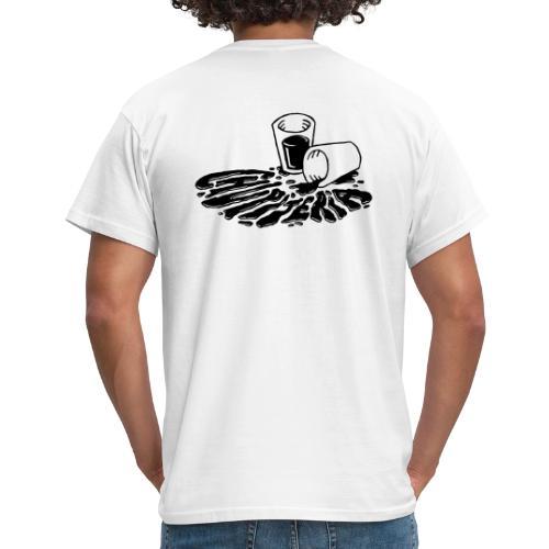 Chupiteria Brand 1.0 POS - Männer T-Shirt