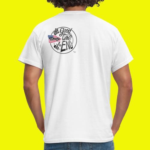 Usa - T-shirt Homme