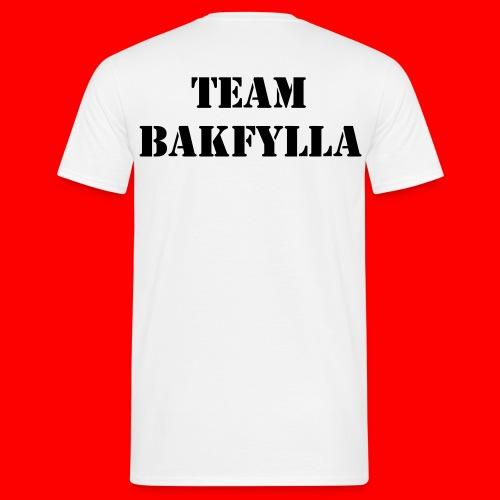 Team Bakfylla - T-shirt herr