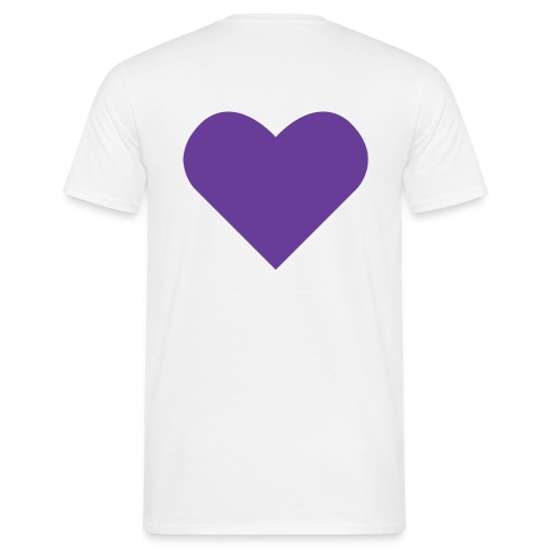 Social Frihet heart 1088x933 png - T-shirt herr