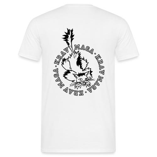 krav back 20 - T-shirt Homme