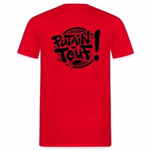 Pdt Logo 2019 A - T-shirt Homme