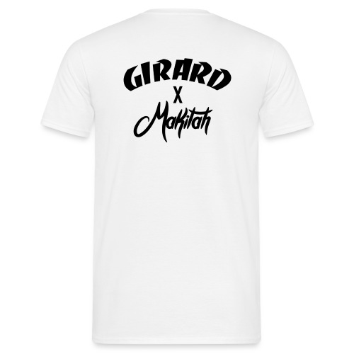 MKTH x GIRARD - T-shirt Homme