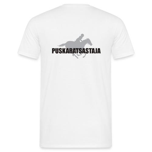 puskaratsastaja - Miesten t-paita