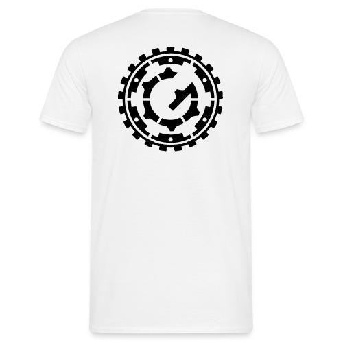Steffen G. Logo - Männer T-Shirt