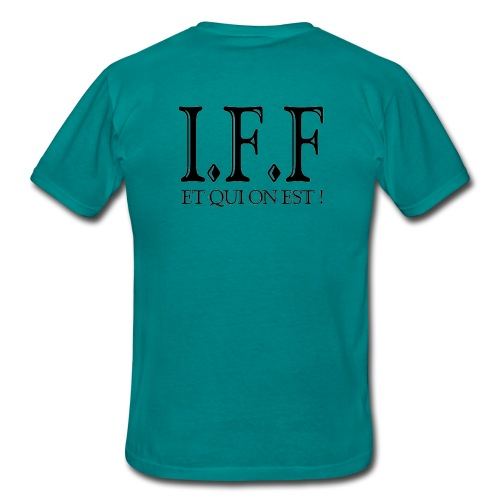 IFF FACISTI FORA - T-shirt Homme