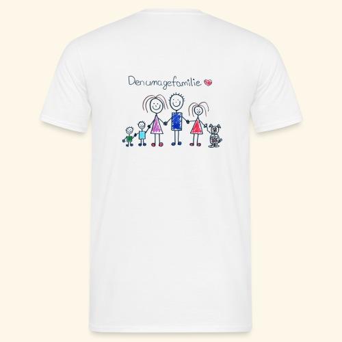 DenUmageFamilie - Herre-T-shirt
