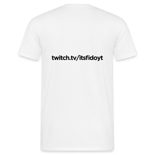 Fido - Twitch Link - Herre-T-shirt