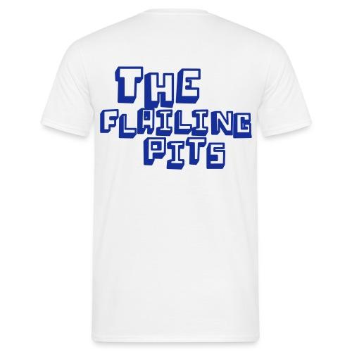 rev theflailingpits - Men's T-Shirt