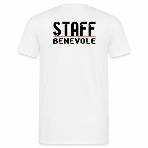 staff benevole - T-shirt Homme