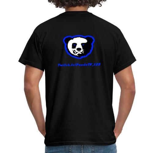 PandaTV_123 Merch - Herre-T-shirt