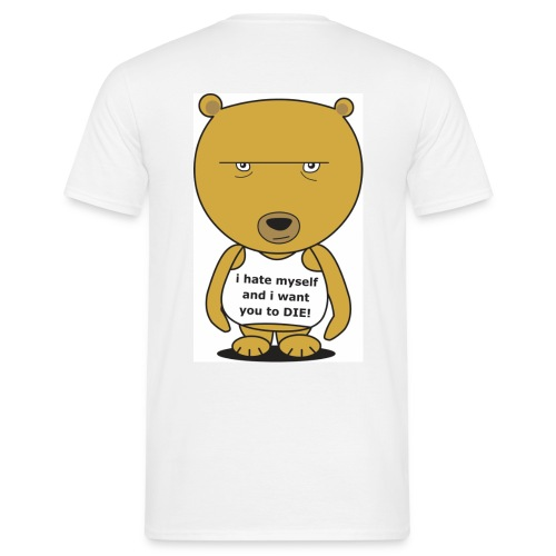 baer Digitalmotiv - Männer T-Shirt