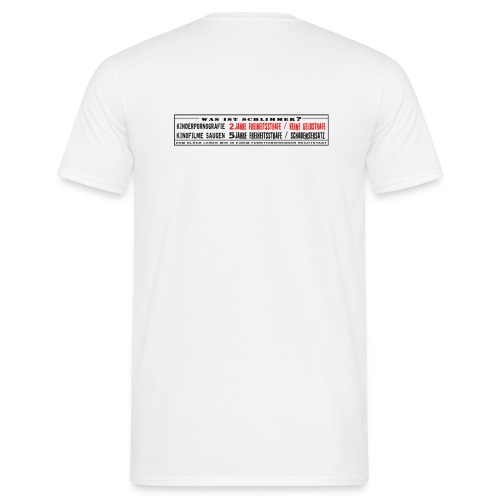 staat gross - Männer T-Shirt