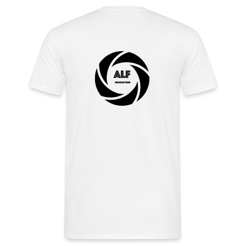 Logo Nero - Maglietta da uomo
