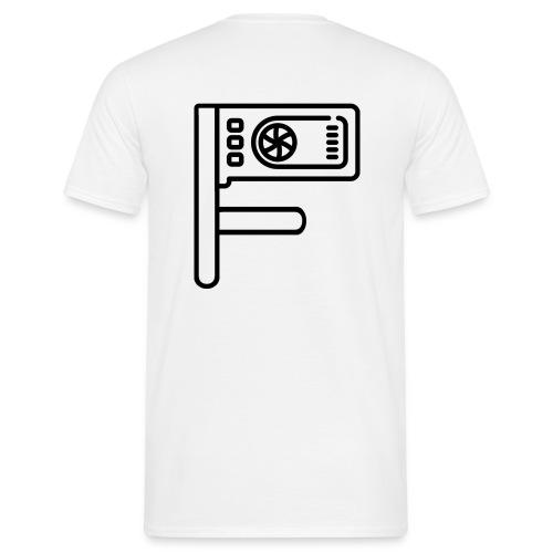 Logo Floewtech - Men's T-Shirt