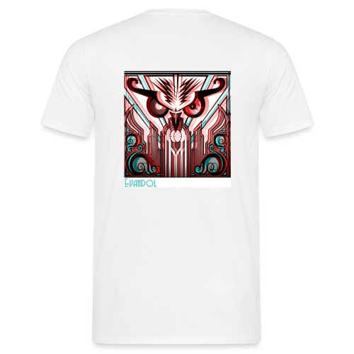 3D - T-shirt Homme