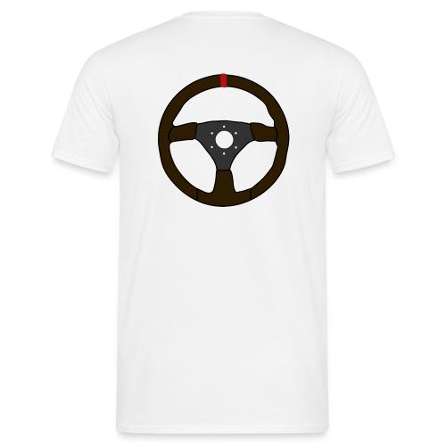 Roadkill - Wheel - T-shirt herr