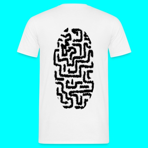 Roundisrl png - Männer T-Shirt