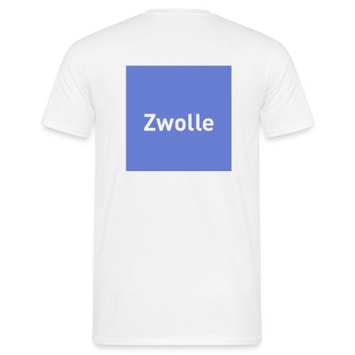zwolle groot - Mannen T-shirt