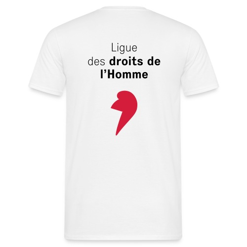 LDH 2 couleurs AI - T-shirt Homme