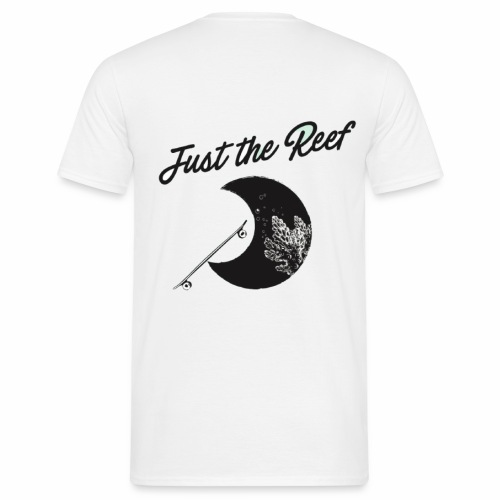 moon just the reef - T-shirt Homme
