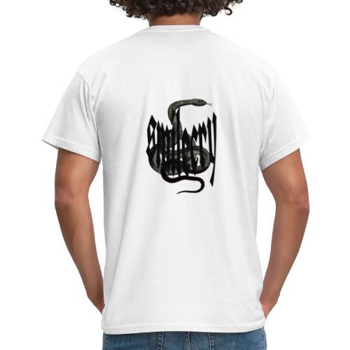 SNAKESMILE - Männer T-Shirt