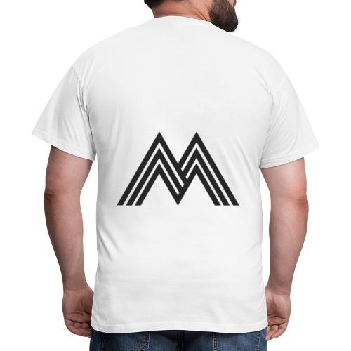 Merchandise With Deejay Michiel logo - Mannen T-shirt