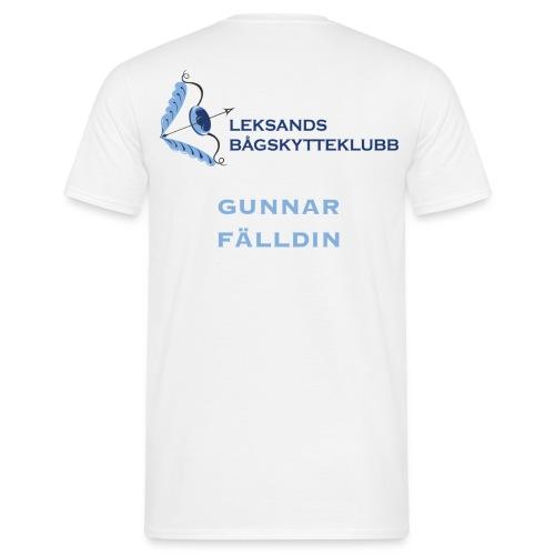 Gunnar - T-shirt herr
