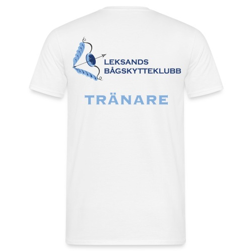 Tränartröja - T-shirt herr